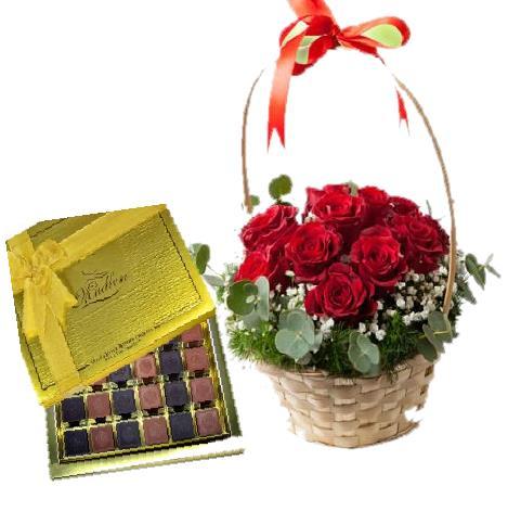 Sepette Güller ve Çikolata